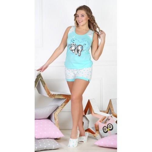 Пижама женская  «Красотка-2».