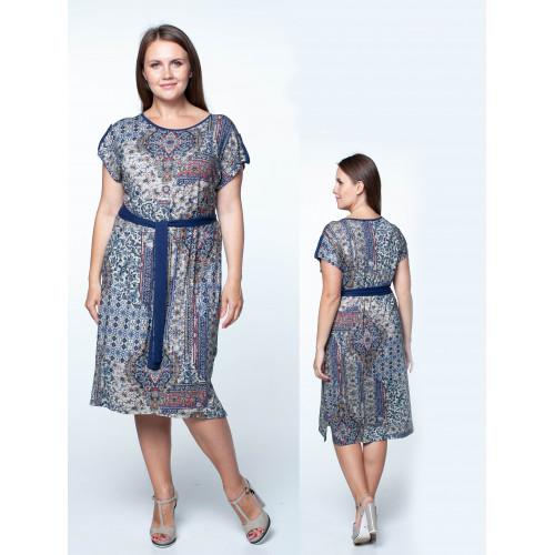 Платье 17-021.