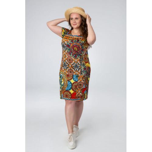 Платье 18-014.