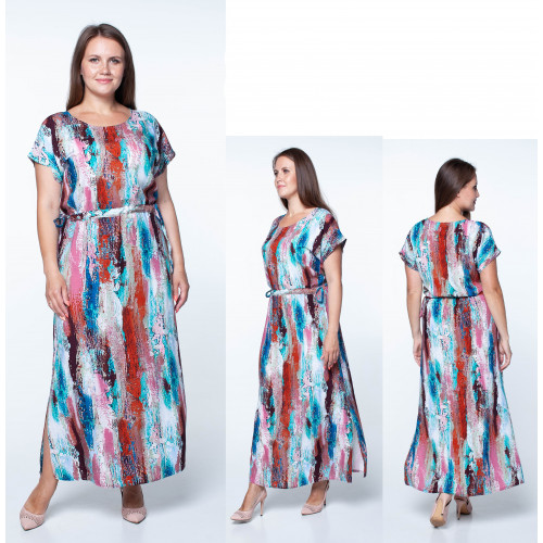 Платье  19-624.