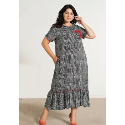Платье  20456.