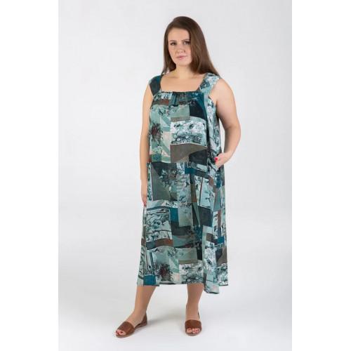 Платье  21-606.