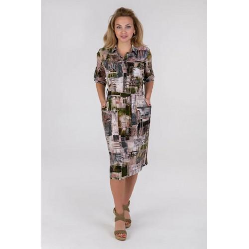 Платье  21-604.
